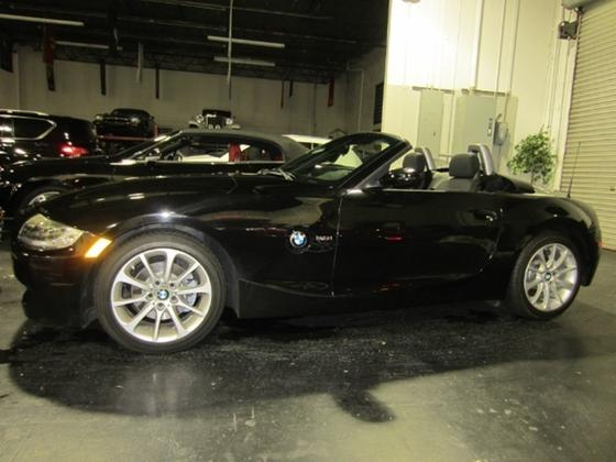 2007 BMW Z4 3.0i:22 car images available