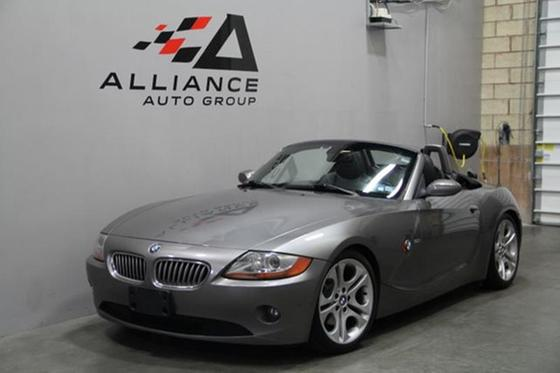 2004 BMW Z4 3.0i:24 car images available