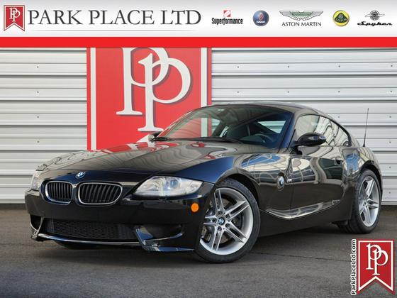 2007 BMW Z4 M Coupe:24 car images available