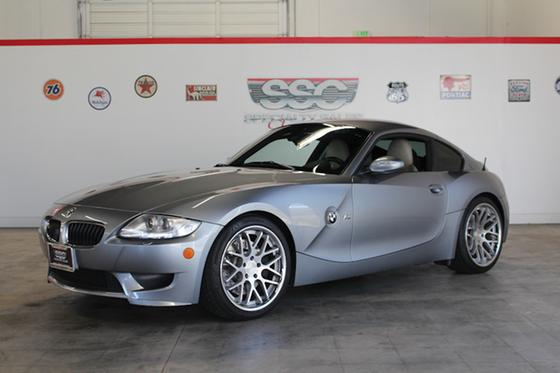 2007 BMW Z4 M Coupe:9 car images available