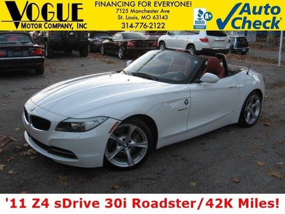 2011 BMW Z4 sDrive30i:24 car images available