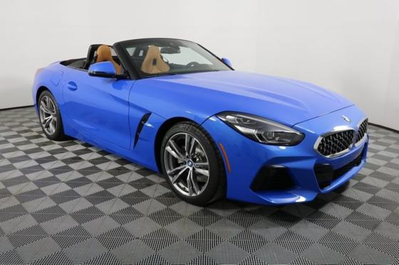 2020 BMW Z4 sDrive30i:21 car images available