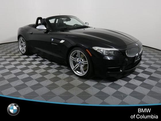 2011 BMW Z4 sDrive35is:20 car images available
