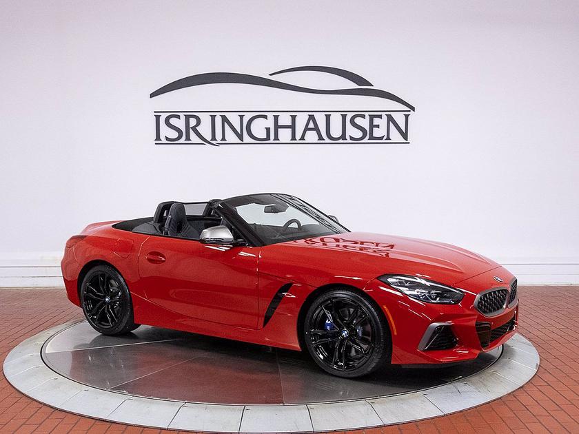 2022 BMW Z4 sDriveM40i:22 car images available