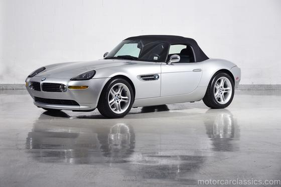 2002 BMW Z8 :24 car images available