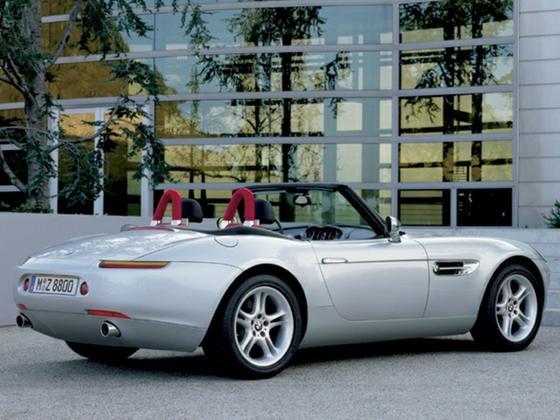 2001 BMW Z8  : Car has generic photo