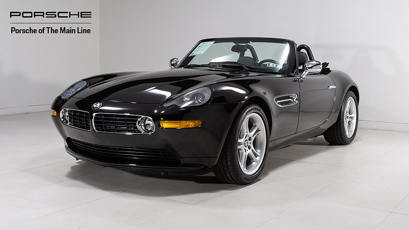 2001 BMW Z8 :23 car images available
