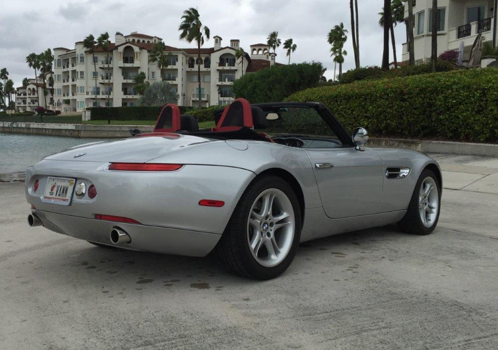 2001 BMW Z8 Roadster:10 car images available