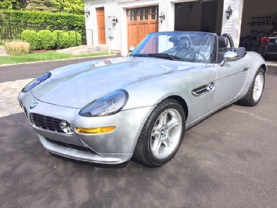 2001 BMW Z8 Roadster:7 car images available