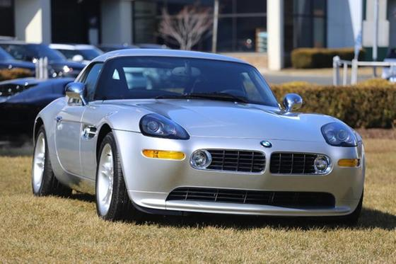 2002 BMW Z8 Roadster:24 car images available
