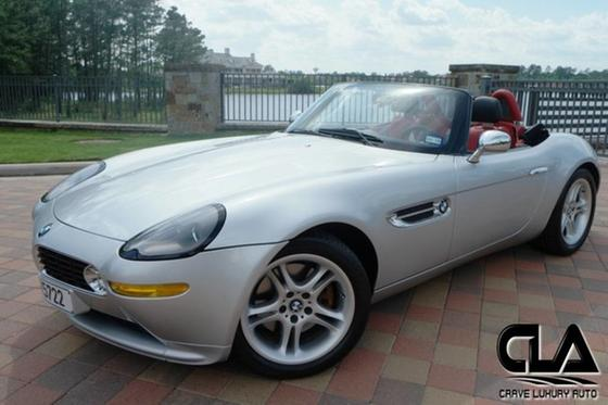 2001 BMW Z8 Roadster:24 car images available