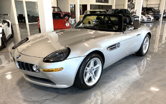2001 BMW Z8 Roadster:6 car images available