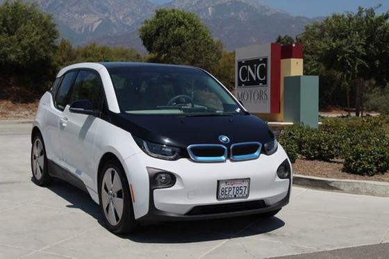2015 BMW i3 :24 car images available