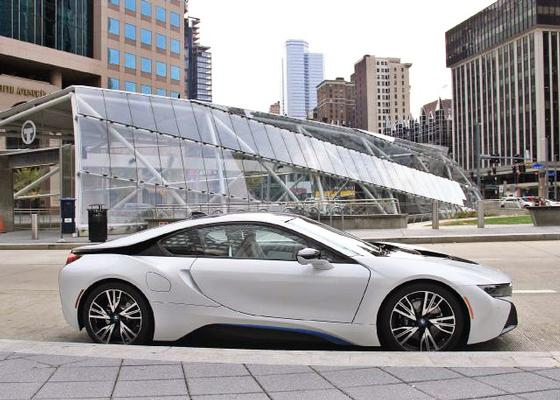 2015 BMW i8 :5 car images available