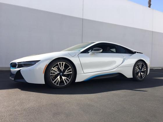 2014 BMW i8 :13 car images available
