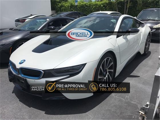 2016 BMW i8 :7 car images available