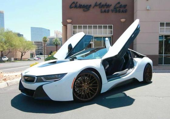 2016 BMW i8 Coupe:24 car images available