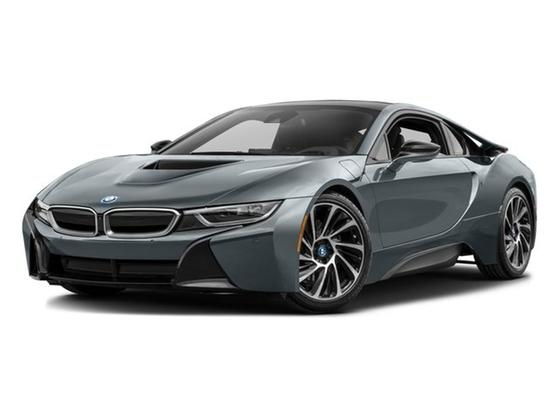 2016 BMW i8 Coupe : Car has generic photo
