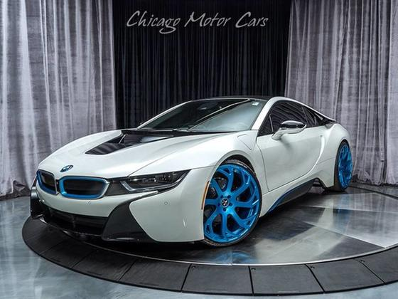 2014 BMW i8 Pure Impulse:24 car images available