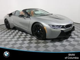 2019 BMW i8 Roadster:16 car images available