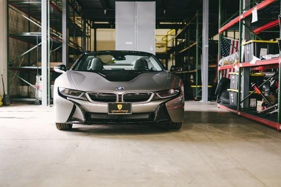 2019 BMW i8 Roadster:24 car images available