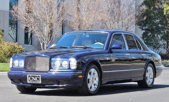 2000 Bentley Arnage :24 car images available