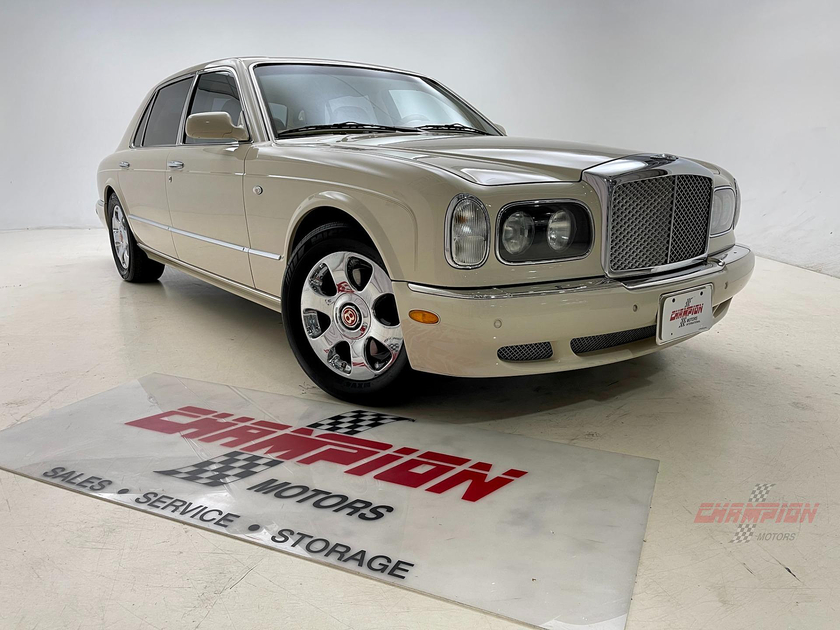2001 Bentley Arnage :24 car images available