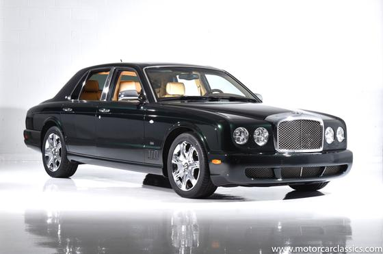2006 Bentley Arnage Blue Train:24 car images available
