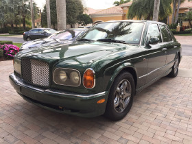 1999 Bentley Arnage Green Label:11 car images available