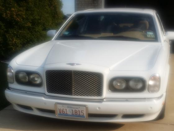 2002 Bentley Arnage Le Mans