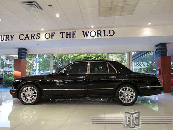 2006 Bentley Arnage R:24 car images available
