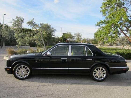 2007 Bentley Arnage R:19 car images available