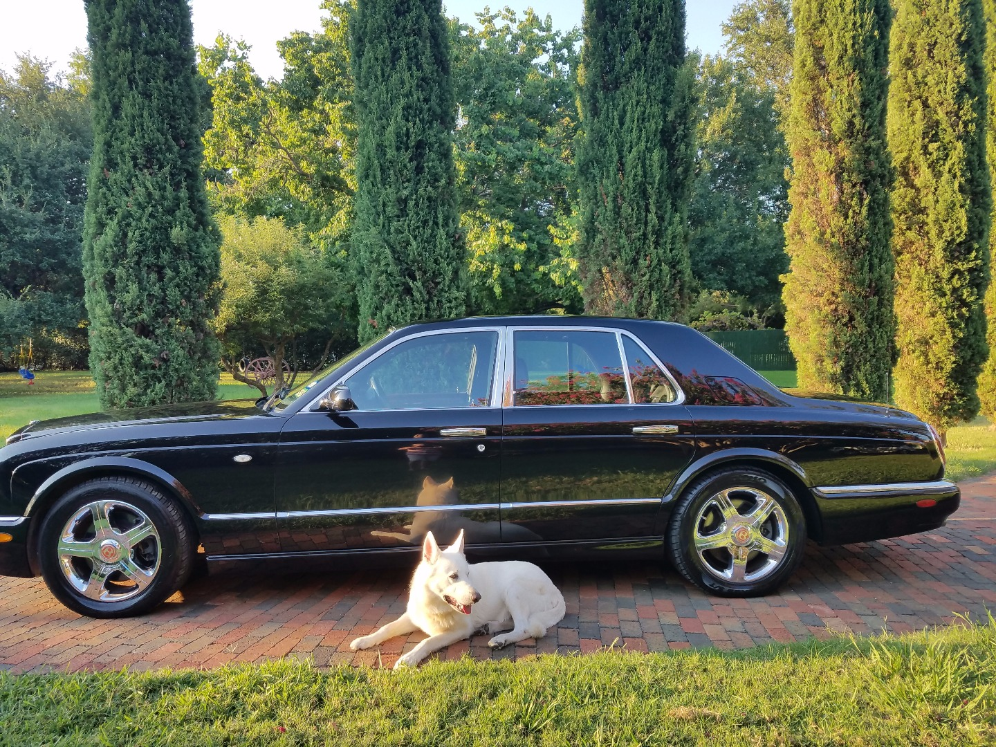 2001 Bentley Arnage Red Label:12 car images available