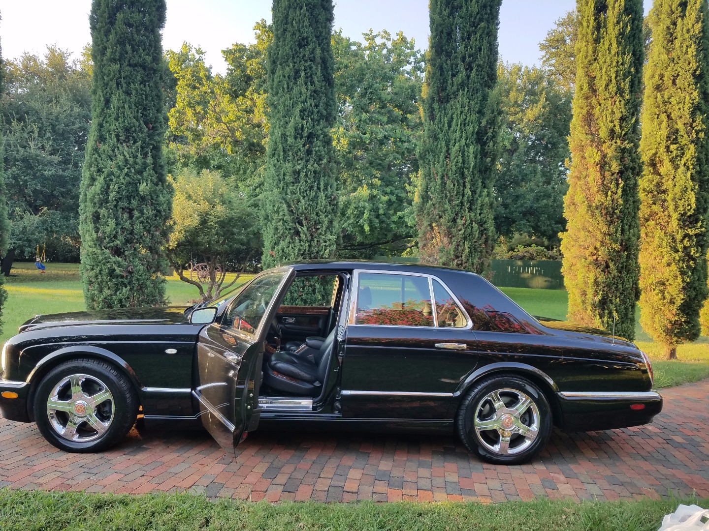 2001 Bentley Arnage Red Label:13 car images available