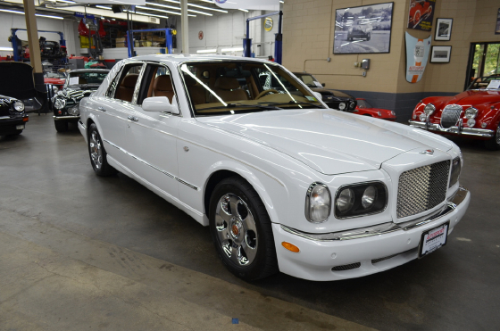 2000 Bentley Arnage Red Label:10 car images available