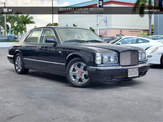 2000 Bentley Arnage Red Label:24 car images available