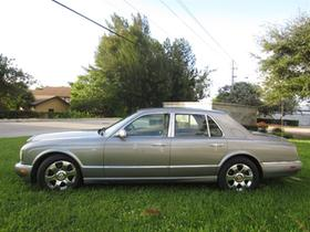 2001 Bentley Arnage Red Label:21 car images available