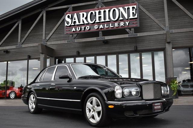 2001 Bentley Arnage Red Label:24 car images available