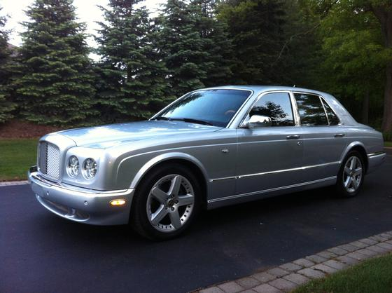 2006 Bentley Arnage T:9 car images available