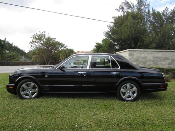 2005 Bentley Arnage T:20 car images available