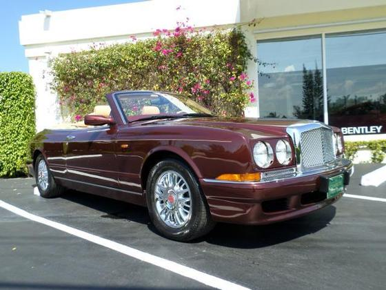 2002 Bentley Azure :12 car images available
