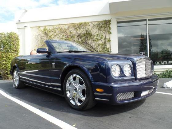 2008 Bentley Azure :12 car images available