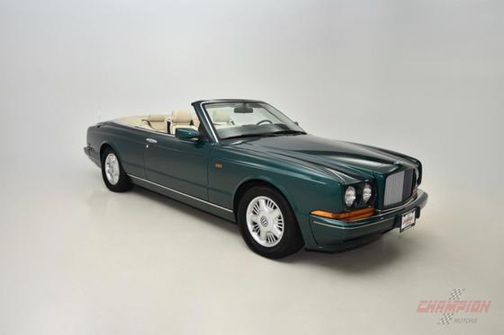 1997 Bentley Azure :24 car images available