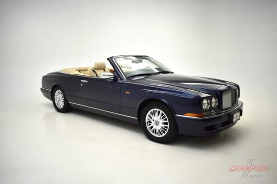 2002 Bentley Azure :24 car images available