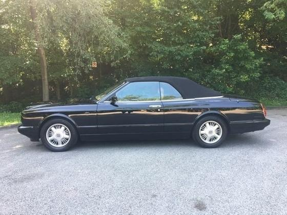 1997 Bentley Azure :16 car images available
