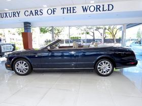 2008 Bentley Azure Convertible:24 car images available