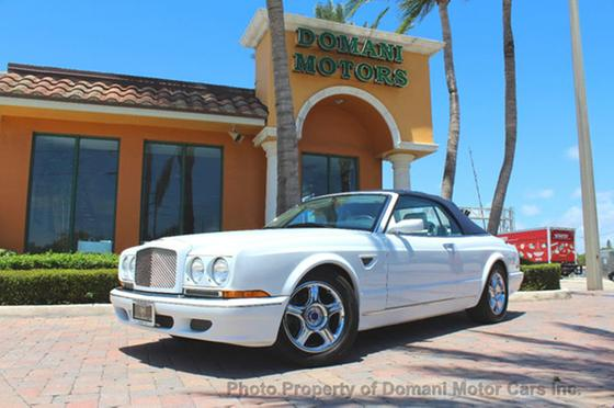 1999 Bentley Azure Convertible:24 car images available