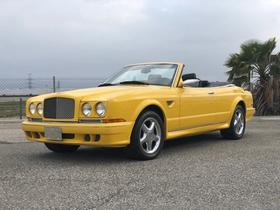 2002 Bentley Azure Convertible:19 car images available