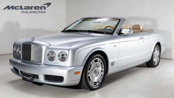 2008 Bentley Azure Convertible:23 car images available