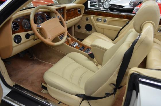 1998 Bentley Azure Convertible